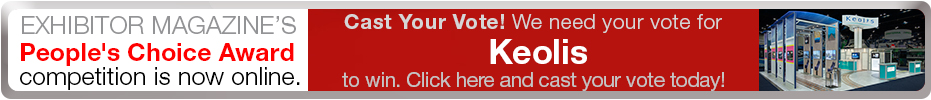 Cast your vote for Keolis