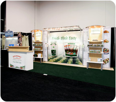 Gourmet Garden Foundation Display