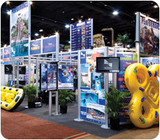 ProSlide Graphics for Displays & Stands