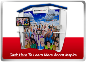 Introducing Inspire Tension Fabric Displays