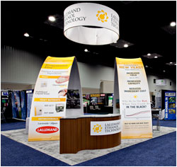 Trade Show Booth Design From Nomadic Display