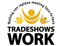 Trade Shows Work Logo