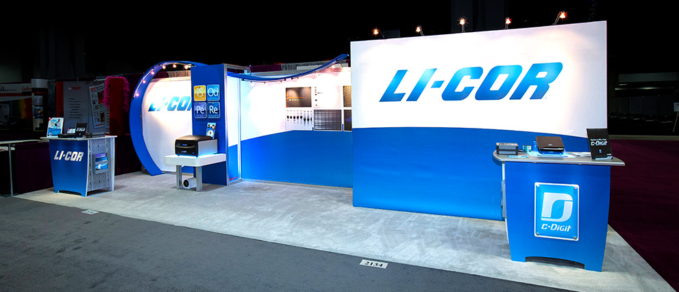 Biotechnology Trade Show Booths