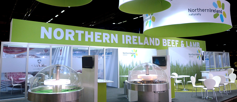 Exhibition Stand Design Northern Ireland : Display stands nomadic uk world leader in