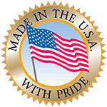 Nomadic Display Made in USA Logo