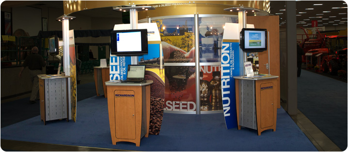 Portable & Mobile Kiosks