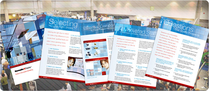 Nomadic's White Paper: Guide for Successful Exhibiting